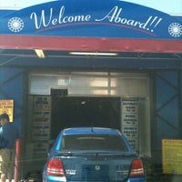 Photo taken at Riverboat Car Wash by James H. on 5/14/2012