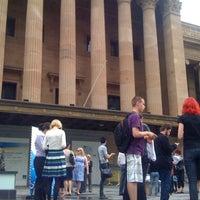 Photo taken at Brisbane City Hall by Gem H. on 4/16/2012