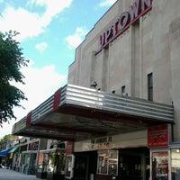 Photo taken at AMC Loews Uptown 1 by Jaron H. on 5/20/2012