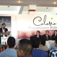 Photo taken at Comité Directivo Estatal PRI by Rolando T. on 8/9/2012