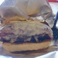 Photo taken at Zack's Hotdogs - White Marsh by Mi C. on 2/15/2012