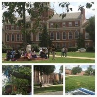 Photo taken at Howard University by Gregory T. on 8/20/2012