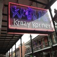 Photo taken at Krazy Korner by Hollywood &. on 2/16/2012