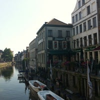 Photo taken at Het Waterhuis aan de Bierkant by Ziggy H. on 7/26/2012
