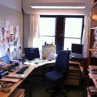 Photo taken at Yleisradio Toimitustalo TMT6052 by Saimy on 3/7/2012