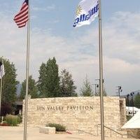 Photo taken at Sun Valley Pavilion by John N. on 8/19/2012