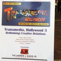 Photo taken at Norris Cinema Theater (NCT) by Andrea A. on 4/6/2012