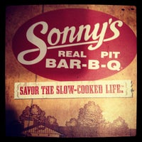 Photo taken at Sonny's BBQ by Brian M. on 4/24/2012