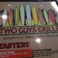 Photo taken at Two Guys Grille by Kevin R. on 8/24/2012
