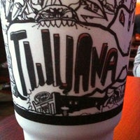 Photo taken at Tijuana Flats by Isaac D. on 6/8/2012