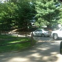 Photo taken at Camp Briar Hill by Sammy T. on 8/16/2012