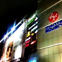Photo taken at Mantri Square by Vikas K. on 4/22/2012