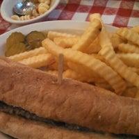Photo taken at Merichka's Restaurant by Stephanie W. on 9/13/2012
