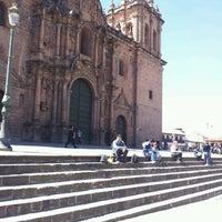 Foto tomada en Plaza de Armas de Cusco por Gino B. el 8/5/2012