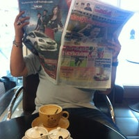 Photo taken at Coffee Today @BigC Chonburi by Thanutra P. on 6/22/2012