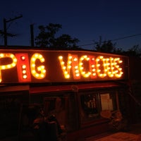 Photo taken at Pig Vicious by Shane V. on 3/18/2012