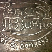 Photo taken at Perros & Burros by Claudia L. on 8/3/2012