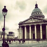 Photo taken at Panthéon by noossab on 5/2/2012