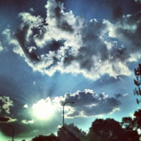 Photo taken at Long Island Expressway (LIE) (I-495) by Noelle D. on 8/16/2012