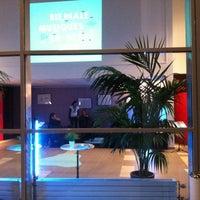 Photo taken at E.N.S.A.T.T Ecole Nationale Supérieure Arts et Techniques du Théatre by Antoine R. on 3/8/2012