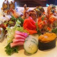 Снимок сделан в Kyoto Japanese Restaurant пользователем Joanna P. 4/6/2012