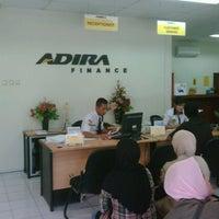 Photo taken at Adira Cabang Mojokerto by Yudha D. on 7/23/2012