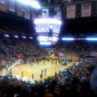 Photo taken at Thompson-Boling Arena by Krysta B. on 3/14/2012