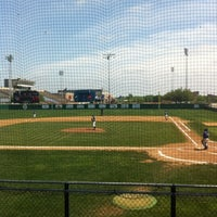 Photo taken at Duncanville High School Baseball Panther Field by Mike C. on 3/31/2012