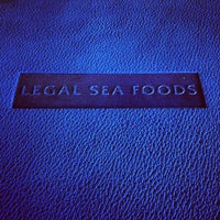 Photo taken at Legal Sea Foods by Kyle L. on 5/13/2012