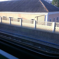 Photo taken at Залізнична станція «Жмеринка» by Olia K. on 7/1/2012