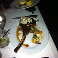 Photo taken at Eddie V's Prime Seafood by Mr B. on 4/2/2012