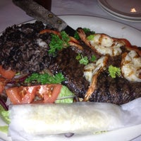 Photo taken at El Puerto Argentinean Grill by Sylvia C. on 9/7/2012