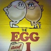 Foto scattata a Egg & I da Tony R. il 3/4/2012