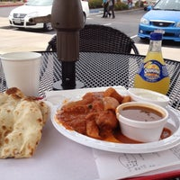 Photo taken at KC's Tandoor by Chris R. on 4/29/2012
