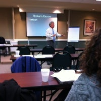 Photo taken at Emerald Coast Association of Realtors by Jamie H. on 3/6/2012