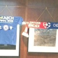 Photo taken at Stamford Bridge Room by Ed G. on 5/21/2012