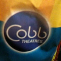 Photo taken at Cobb Theatres - Countryside 12 by Patty K. on 5/5/2012
