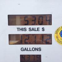 Photo taken at Shell by Elizabeth B. on 4/2/2012