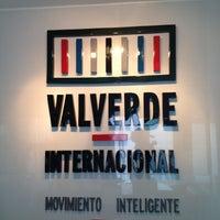Photo taken at Grupo Valverde by Hammer R. on 8/31/2012