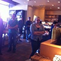 Photo taken at Starbucks by Ranjani N. on 5/29/2012