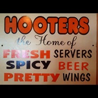 Photo taken at Hooters by Don Z. on 7/28/2012
