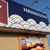 5/27/2012に松田 純.がはま寿司 鈴鹿中央通店で撮った写真