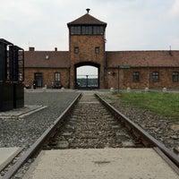 Photo taken at Auschwitz-Birkenau Museum by Prat P. on 9/4/2012