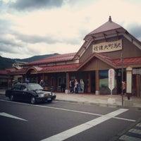 Photo taken at Shinano-Ōmachi Station by くろかい on 9/9/2012