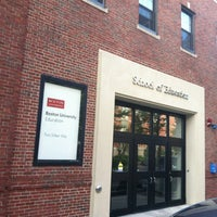 Photo taken at Boston University School of Education by Brian B. on 9/5/2012