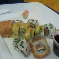 Photo taken at Sushi Budda Delivery by Diego Di T. on 6/4/2012