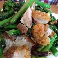 Photo taken at Yai Restaurant by Kate C. on 2/27/2012