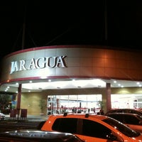 Photo taken at Shopping Jaraguá by Ricardo M. on 5/28/2012