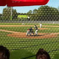 Photo taken at Heerenschuerli Baseball Stadium by OibelArt.com on 6/2/2012