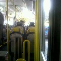 Foto tirada no(a) Linha 750D - Charitas / Gávea por Alexandre V. em 3/18/2012